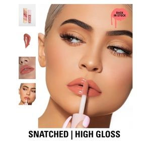 Kylie Cosmetics Snatched High Gloss
